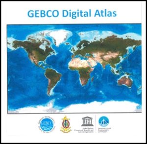 GEBCO Digital Atlas - a collection of GEBCO's data sets on DVD with viewing and data access software