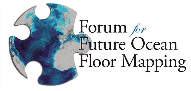 Nippon Foundation - GEBCO Forum for Future Ocean Floor Mapping logo