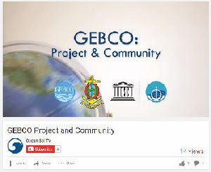 GEBCO overview video