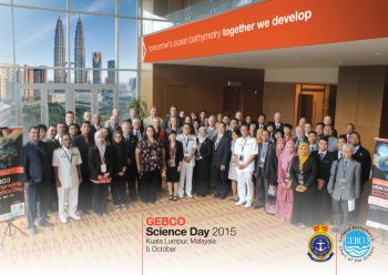 Attendees at Science Day 2015