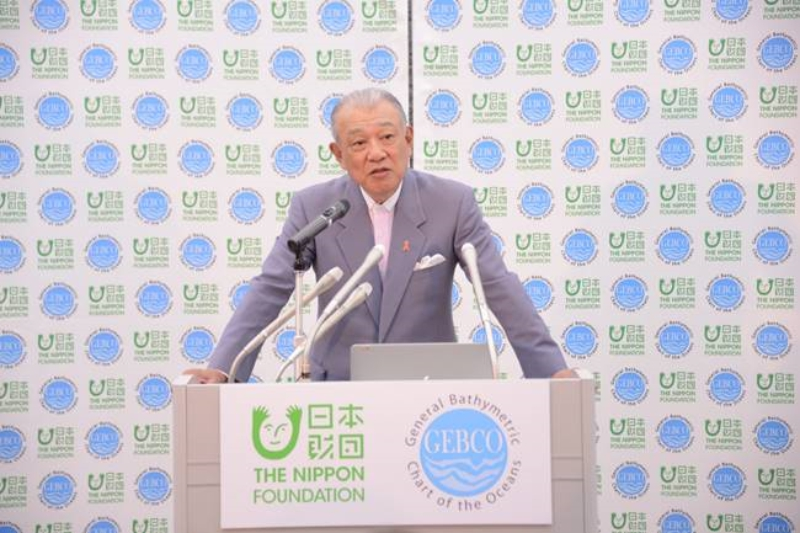 Chairman of The Nippon Foundation, Mr. Yohei Sasakawa