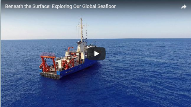 Video from the Forum for Future Ocean Floor Mapping
